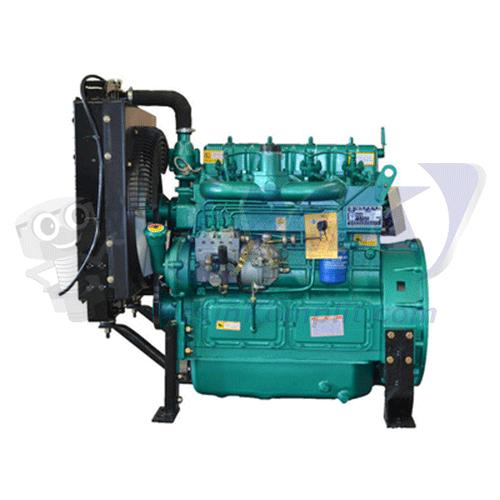 Engine Diesel 60 PK ...