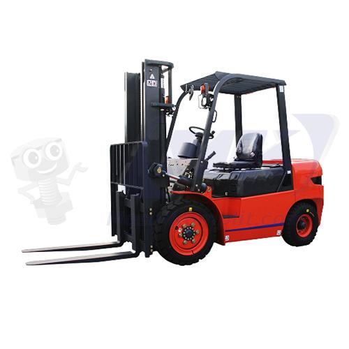 Mobil Forklift Isuzu (TSK...